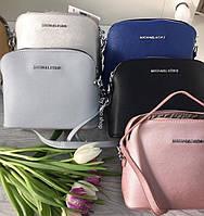 Стильная женская сумка-клатч MICHAEL KORS, размеры 23*20 см, материал эко-кожа. Разные цвета