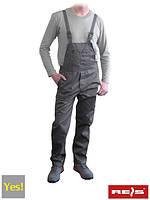 Рабочий полукомбинезон (спецодежда, униформа, роба) YES-B S
