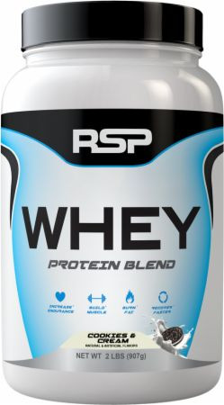RSP WHEY PROTEIN BLEND 0,9 kg