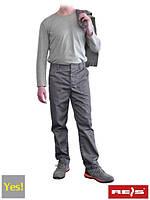 Брюки рабочие (спецодежда, униформа, роба) YES-T S