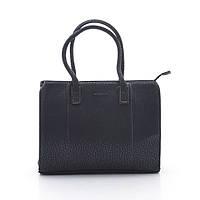 Женская сумка каркасная классическая L.Pigeon черная