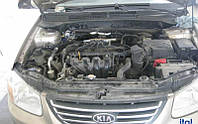 Установка гбо STAG форсунки BARACUDA на автомобиль KIA CERATO 1.6