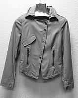 Куртка женская экокожа короткая косуха