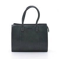 Женская сумка каркасная классическая L.Pigeon зеленая