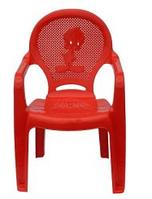 """Детское кресло """" Утенок"""" красное"""
