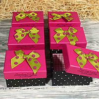 Подарочная коробка 075-24 ( комплект 6 шт). Цена указана за одну коробку.