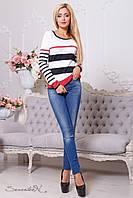 Стильный женский свитер 2103 Seventeen 42-48 размеры