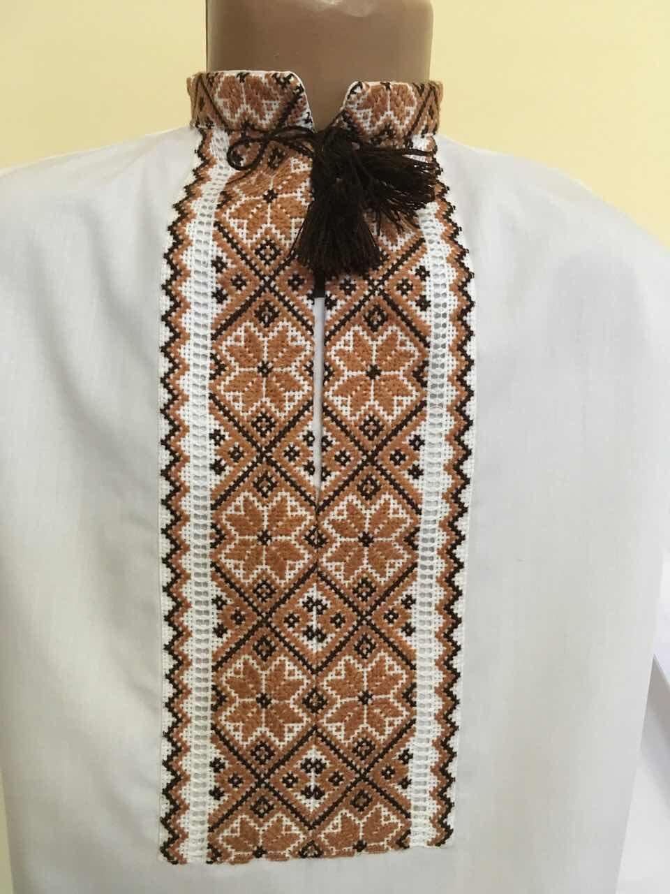 Вишиванка сорочка для хлопчика 5-6 років ручної роботи  продажа ... 92e51fd747068