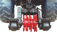 ДЭМ-121, Фреза дорожня горизонтальна для ремонту дорожнього покриття (Фрезы дорожные горизонтальные, навесные)
