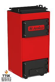 Амика Тайм С ( Amica TIME C) котел длительного горения универсальный мощностью 36 кВт