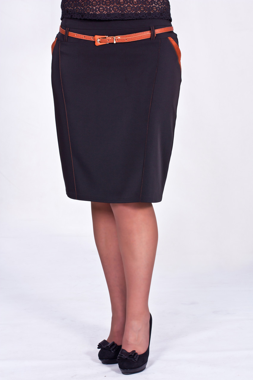 Стильная Женская юбка Анюта 42,44,46