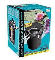 Фильтр для пруда Aquael Klarpressure UV 8000 напорный, фото 1