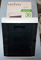 Щиток под 36 автоматов внутренний