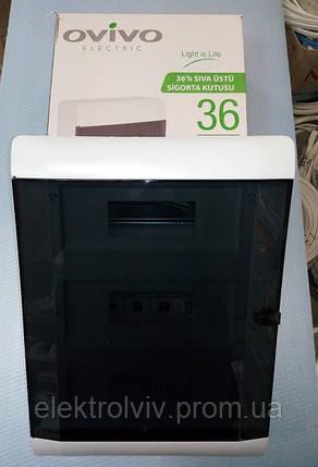 Щиток под 36 автоматов внутренний, фото 2