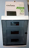 Щиток под 36 автоматов наружный