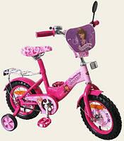 Детский велосипед для девочки 022171
