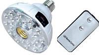 Аккумуляторный/ аварийный светильник (фонарь) LMB 19 с пультом
