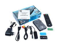 Спутниковый ресивер (тюнер) GI HD Slim Plus (Galaxy Innovations Slim plus)