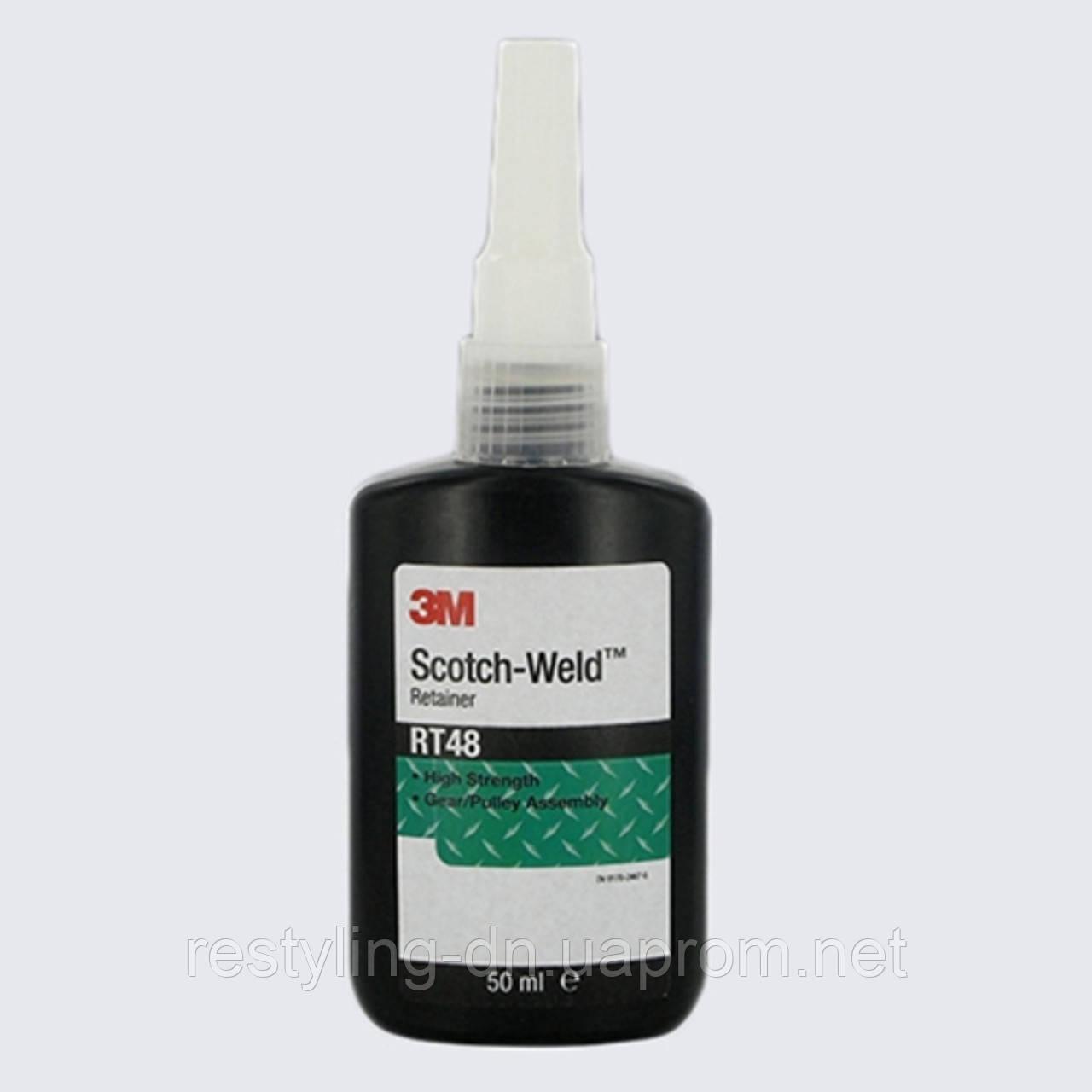 3M™ Scotch-Weld™ RT48 Анаэробный вал-втулочный клей, 50 мл. Высокое качество 3М - «Restyling» Center Donetsk в Донецке