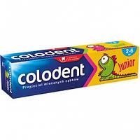 Colodent Junior зубная паста для детей от 2 до 6 лет