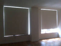 Рулонные шторы / тканевые ролеты Блэкаут 160/170, фото 1