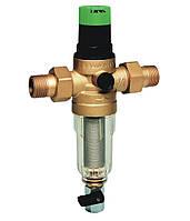 Редуктор давления воды с фильтром Honeywell FK06-1AA для холодной воды
