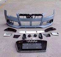 Передний бампер Audi А7 RS7 , фото 1