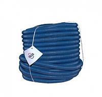 Гофротруба защитная d 29/34 (для труб 25), синяя Koller, фото 1