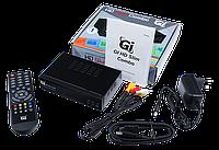 Спутниковый ресивер (тюнер) GI HD Slim Combo (Galaxy Innovations Slim Combo)