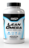 RSP Lean Omega 120 softgels