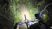 Фонарь+аккумулятор для экшн камер GoPro Hero подсветка/зарядка/ночная сьемка