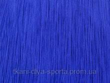 Бахрома стрейч Chrisanne синяя 15 см (electric blue)