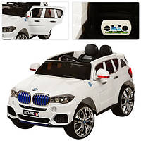 Детский электромобиль BMW Х5 (белый)