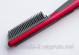 Hair Straightener ZF-388 Электрическая расческа-выпрямитель  ASL-908 , фото 2