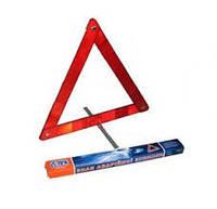 Знак аварийной остановки (Дешевый в пластике)