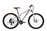 """Велосипед WINNER STELLA 27,5"""", рама 16"""", белый"""
