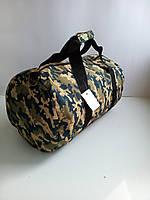 Cпортивная военная сумка для тренировок зеленая
