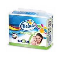 Одноразовые подгузники Belux (белюкс) 4, 36шт