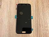 Дисплей на Samsung A520 Galaxy A5(2017) Чёрный(Black),GH97-19733A, Super AMOLED!, фото 2