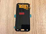 Дисплей на Samsung A520 Galaxy A5(2017) Чёрный(Black),GH97-19733A, Super AMOLED!, фото 3