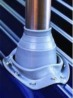 Dektite Original -проходной элемент диаметр трубы 108-190мм Серый