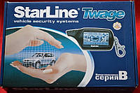 Cигнализация Starline B9 с авто запуском