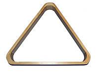 Треугольник для бильярда.Материал:дерево.57-60
