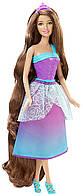 Кукла Барби Королевство длинных волос брюнетка, Barbie Endless Hair Kingdom Princess