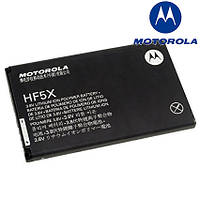 Батарея (акб, аккумулятор) HF5X для Motorola Defy Droid XT320 (1650 mah), оригинал