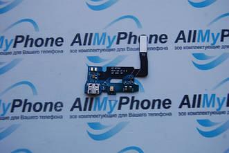 Шлейф для Samsung Galaxy Note 2 N7100 коннектора зарядки