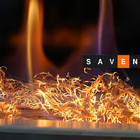 Жаростойкие волокна Kratki Glow Flame