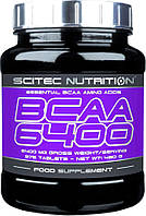 Scitec Nutrition BCAA 6400, 375 таб.