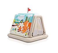 Надувной игровой центр Палатка Intex 48634 Animal Trails Indoor Play Tent (от 3 до 6 лет)