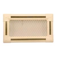 Вентиляционная решетка для камина Parkanex, Exclusive - слоновая кость